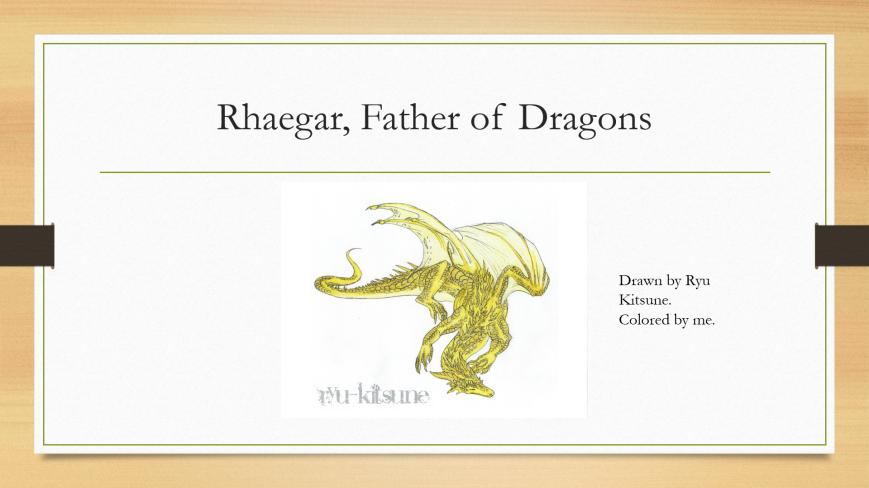 Rhaegar Slide
